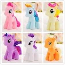 Jucarie plus ponei - unicorn my little poney plus