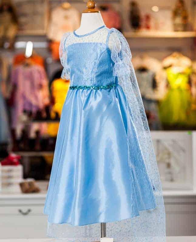 preț accesibil Cel mai bun Cel mai bun Set Rochita carnaval Elsa + Bagheta muzicala Frozen • HAM BEBE