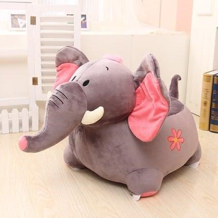 Fotoliu din plus Elefant de calarit