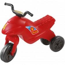 Motocicleta 142 enduro rosu copii tricicleta