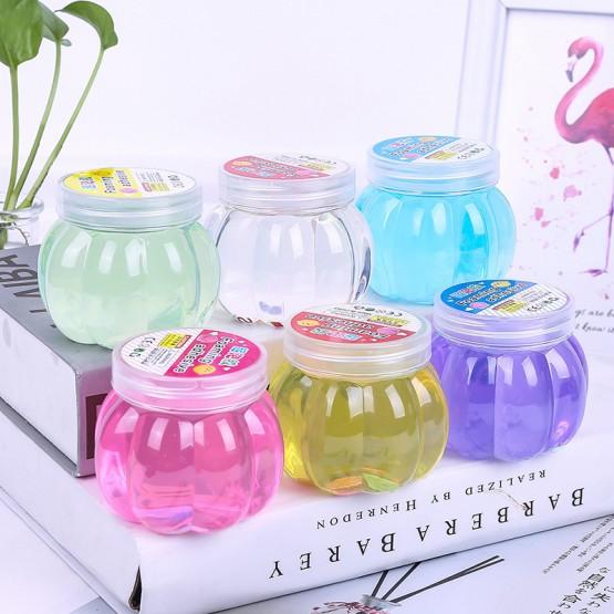 Jucarie Slime Crystal - Set 6 borcanele