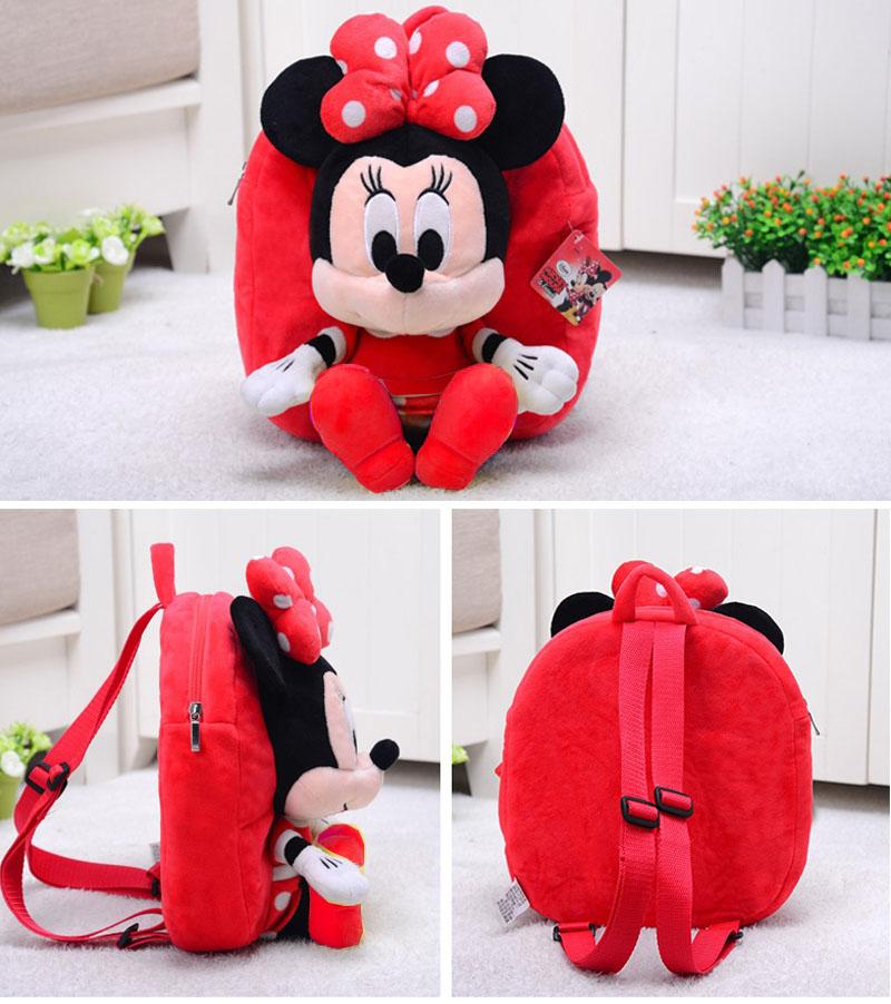 foarte ieftin amazon a cumpara Ghiozdan plus Mickey & Minnie Mouse • HAM BEBE
