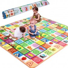Covor de joaca educativ bebe din spuma