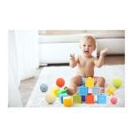 Cuburi moi bebelusi - cuburi din cauciuc cu texturi kaichi3