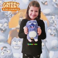 Jucarie plus Mascota Leming - Grizzy si Lemingii