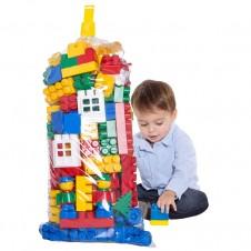 set 200 cuburi constructie mari hemar