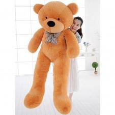 Urs plus mare gigant 180 cm Maro Deschis