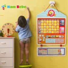 Calendar magnetic cu Recompense copii Responsability Chart
