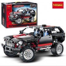 Set lego constructii masinuta jeep Cruiser SUV 589 piese