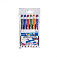 Set 6 Carioci Tabla magnetica Marker Whiteboard Carioca