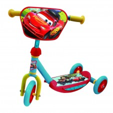 Trotineta 3 roti copii CARS