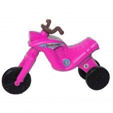Tricicleta copii fara pedale Enduro Moto Huby Roz