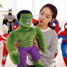 Julk Jucarie plus mare - mascota Hulk