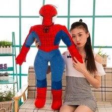 Spiderman Jucarie din plus mascota mare